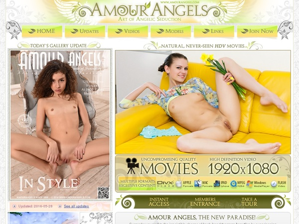 Acc Amour Angels