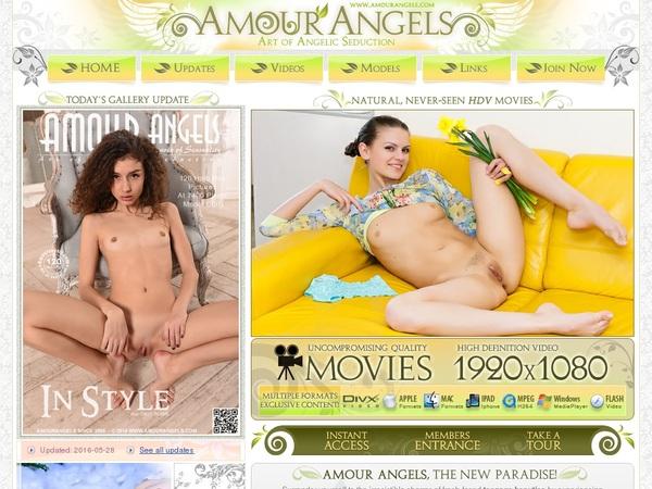 Amour Angels Hub