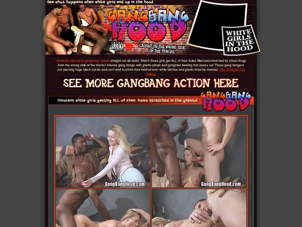 Gangbanghood.com Betalen