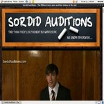 Sordidauditions With Amex