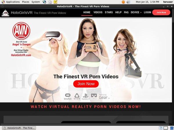 Holo Girls VR Full Episodes