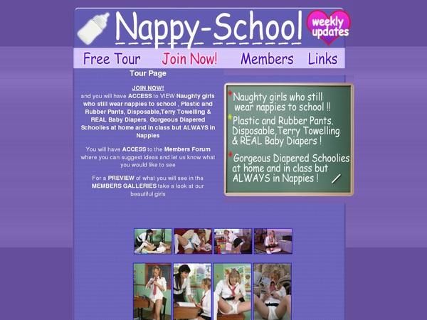 Nappyschool Teen