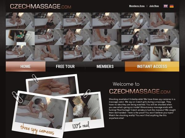 Czechmassage Fotos