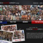 Free Czech Home Orgy Code