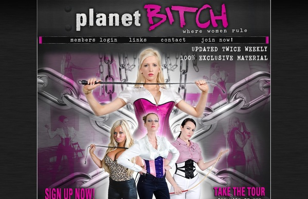 Account For Planet Bitch Free