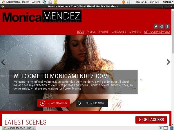 Monica Mendez Pass Free