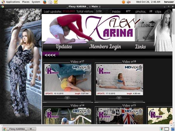Flexy Karina X